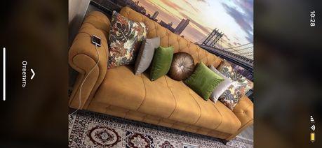 ЭПИКА пружинный диван кровать с ящиком