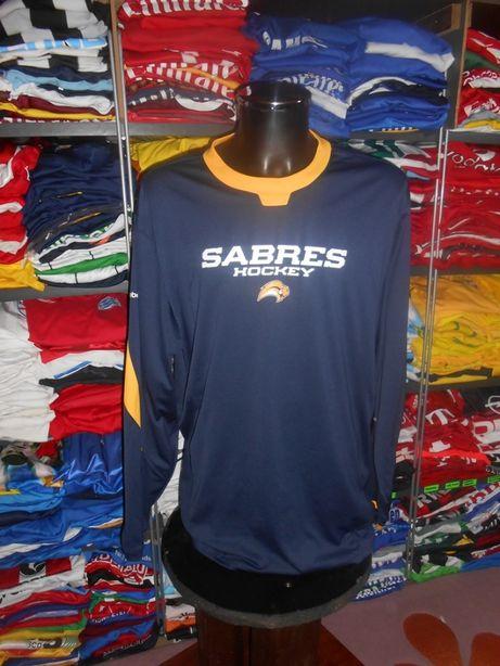 tricou hockey nhl buffalo sabres reebok marimea XXL original USA