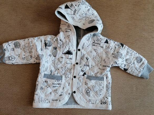 Детско пролетно есенно яке