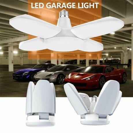 ХИТ Сгъваема LED крушка / лампа 40W 60W 80W лампион полюлей