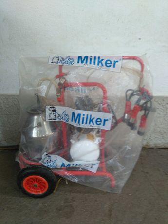 Mulgătoare Milker din 2017, folosită doar in acest an.