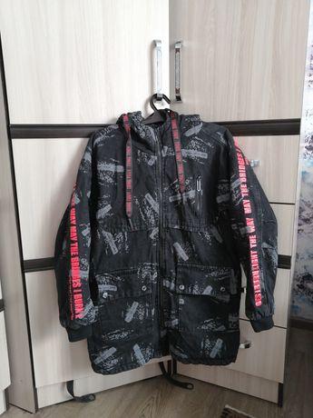 Продам куртку на подростка