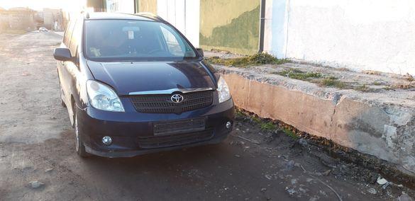 Toyota Corolla Verso 2.0d4d 2002