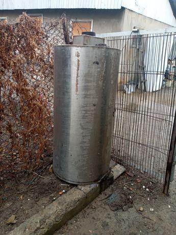 Печка для бани.  Нержавеющий л Емкость 200 литров титан баня бани печь