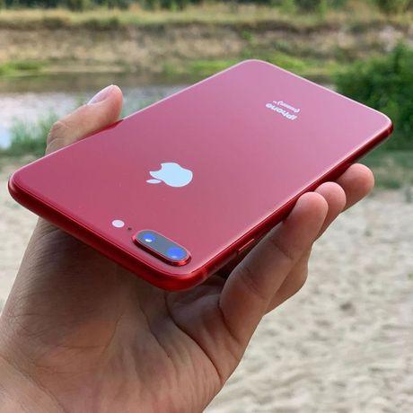 В РАССРОЧКУ Apple iPhone 8 Plus 64GB red красный цвет