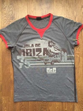 Тениска Dolce Gabbana IBIZA 100% оригинал