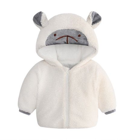 Плюшевая куртка Teddy