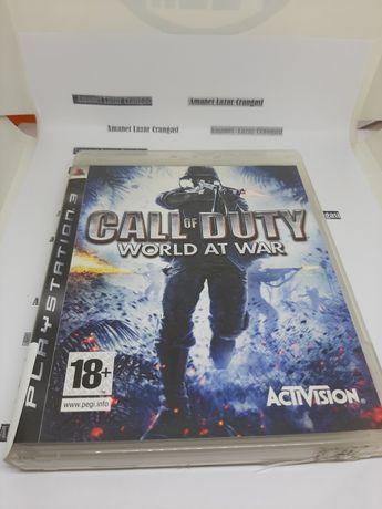 Call of duty World at War Ps3 Amanet Lazar Crangasi 37923