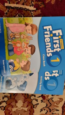 Продам всю серию учебников и прописей Family and friends