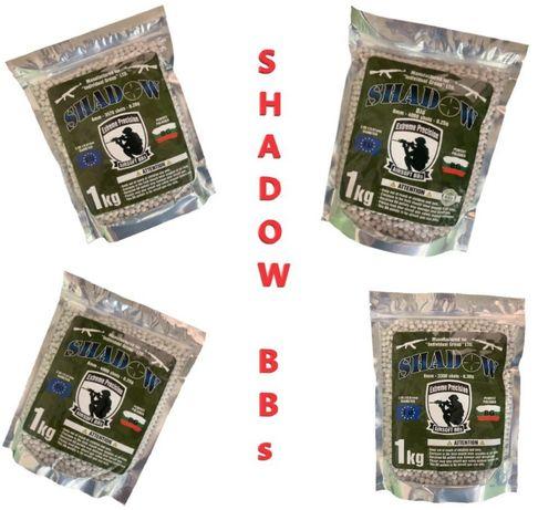 Нови Airsoft/Еърсофт Shadow BB's