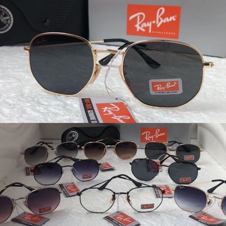 Ray-Ban Hexagonal RB3548 дамски слънчеви очила