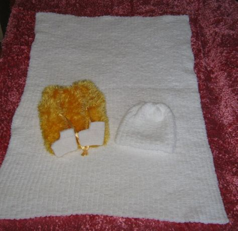 Бебешки комплекти - ръчно плетени