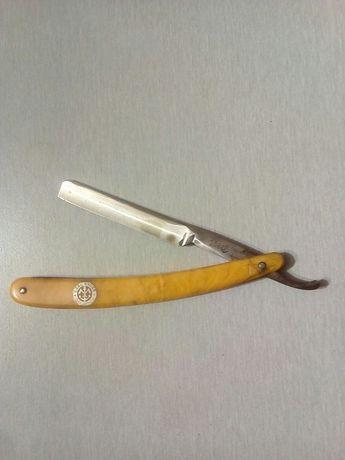 Античен бръснач(Anker und Flagen)Karl Rader на Солинген