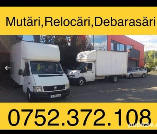 Transport Marfa Intern si International,mutări,debarasari,relocari,etc