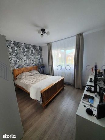 Apartament de vanzare cu 2 camere si gradina in Selimbar