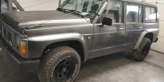 Okazie! Nissan Patrol, 4x4, an 1991, motor 2.800 cmc