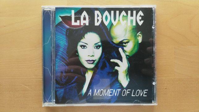 Cd Album La Bouche - A Moment Of Love - Original