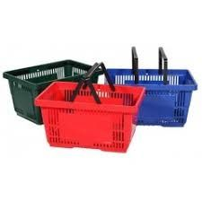 Полки Стеллажи кассовые боксы корзины торговые оборудование