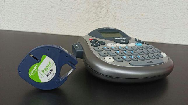 Imprimanta etichetator etichete dymo letratag 12 mm autocolante office