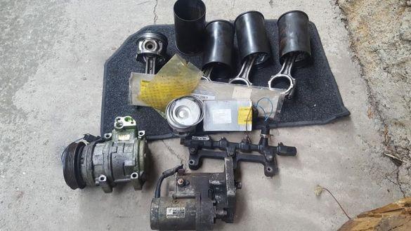 hyundai terracan 2.9crdi 163 hp на части