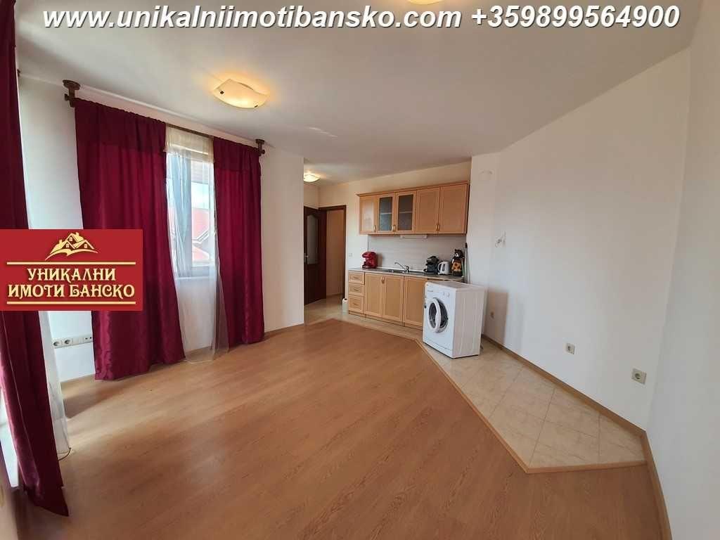 Едностаен апартамент за продажба в град Банско - близко до центъра!