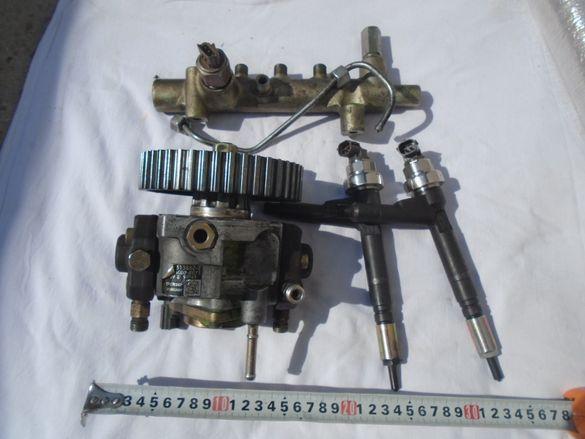 ГНП -Дюзи - Опел - 1,7 cdti 101 к.с. 2009 г.
