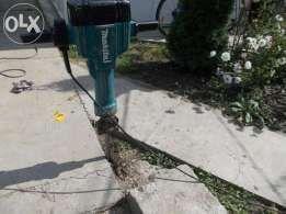 Sparg beton echipa demolari
