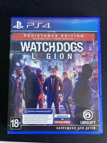Watch Dogs Legion для PS4