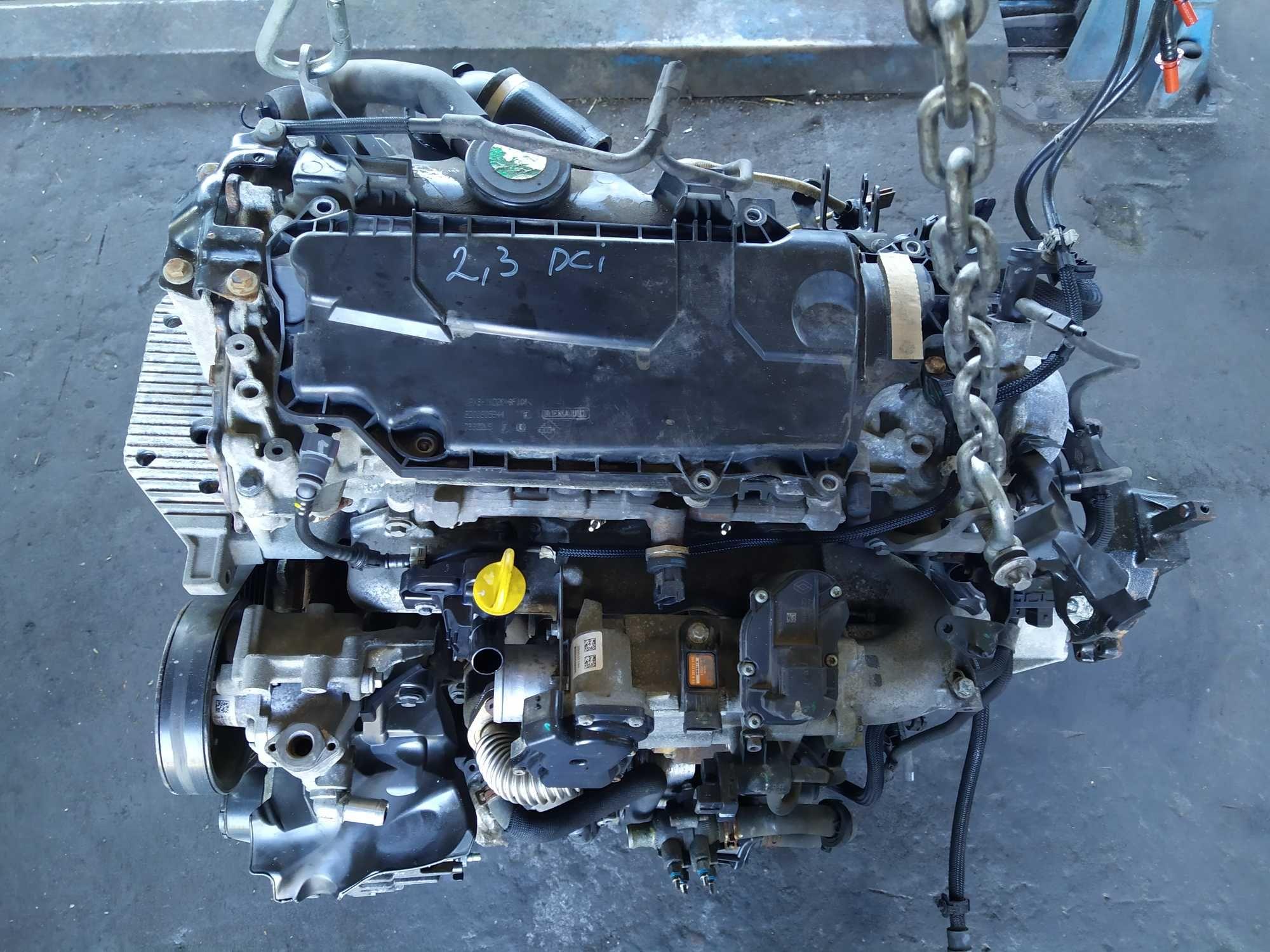 двигател и скорости Опел Мовано  2,3 DCI, Рено Мастър 3/Opel Movano
