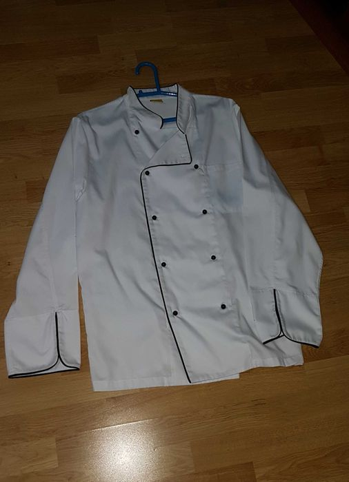 Tunica de bucătar Bucuresti - imagine 1