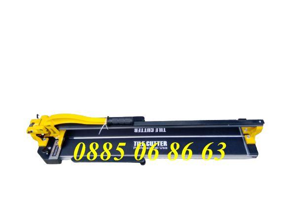Машина за рязане на плочки, фаянс, теракот DEWALT с лазер 600 мм