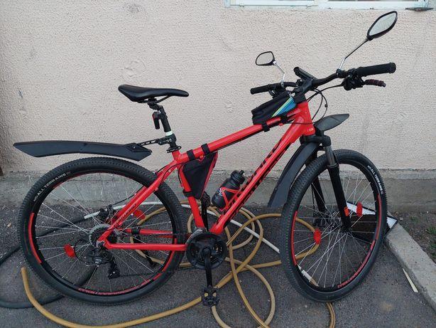 Велосипед взрослый FORWARD APACHE 2.0 DISC 2020