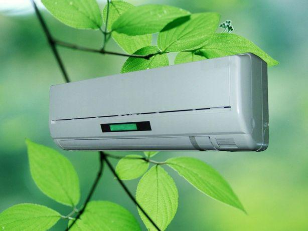 Montaj aparate aer conditionat, revizii, igienizare, reincarcare freon