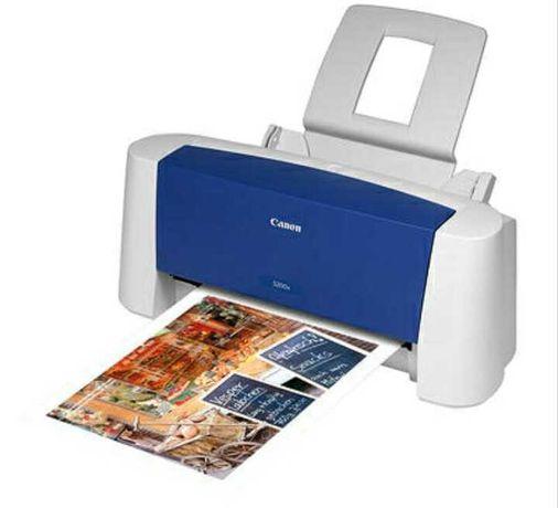 Цветен принтер Canon