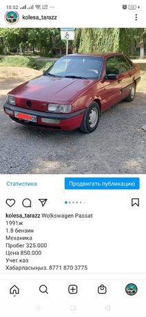 Volkwagen passat 1.8 моно состояние хорошее торг есть