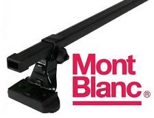 MONT BLANC Bare Portbagaj Ford Fiesta Focus Fusion Mondeo C-max S-max