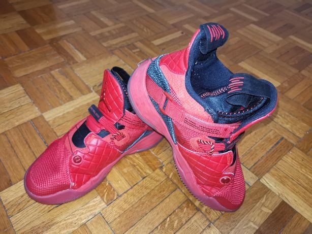 Ghete baschet Air Jordan XXXIII Last Dance University Red