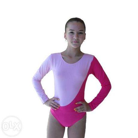 Costum Gimnastică copii bicolor Cod G3-61