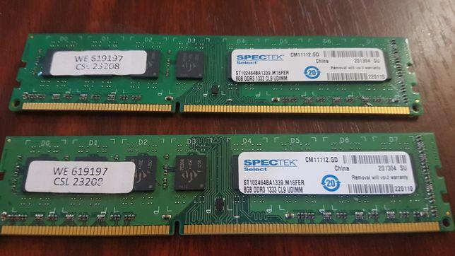 Vand 2 memorie ram ddr3 de 8 gb
