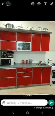 Кухны шкаф б/у сатылады 40-мың сынық жоқ 2-жыл қолданылды келісеміз...