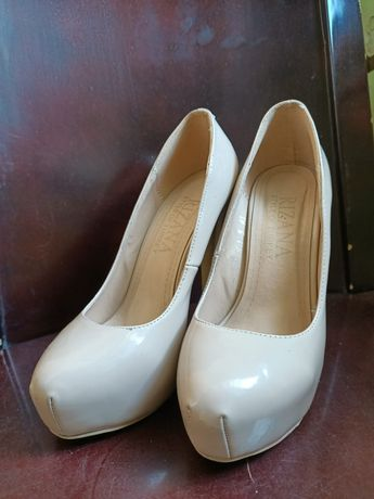 Туфли к вечернему платью, 35 размер