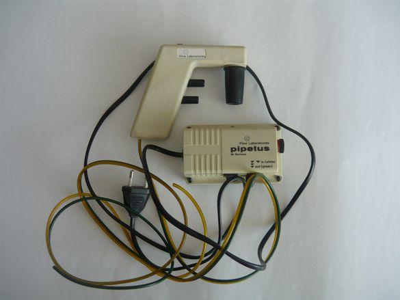 Дозатор ( контролер ) за пипети модел Pipetus