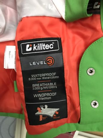 Haina ski Killtec pentru copii 12-13 ani