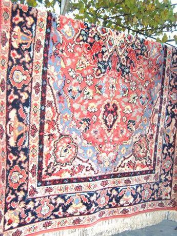 covor de lana foarte vechi