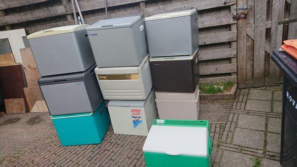 Мобилни хладилници,форселти,печки и друго оборудване за каравани