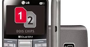 Telefon LG Smart C199 WIFI Dual SIM