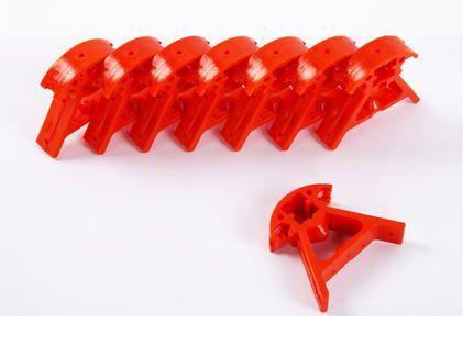 Kit Piese Plastic Injectie Imprimanta 3D Delta Kossel