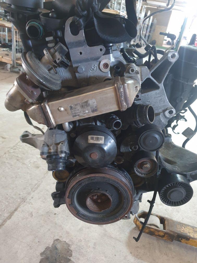 Vand motor bmw 320 318 d 143 177 cp n47d20c