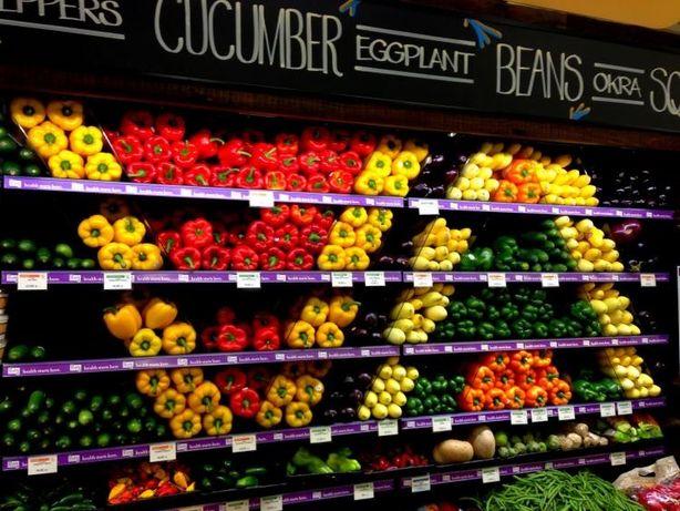 Доставка овощи и фрукты на дом