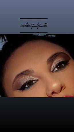 Ofer servici de make-up